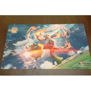 Official Pokemon Playmat: Blaziken GX (limited quantity)
