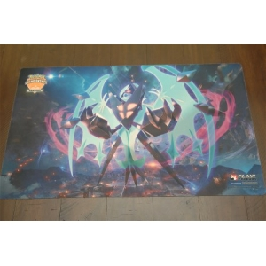 Official Pokemon Playmat: Dawn Wing Necrozma GX Mat (limited quantity)